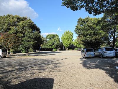 永正寺駐車場