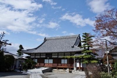 永正寺本堂