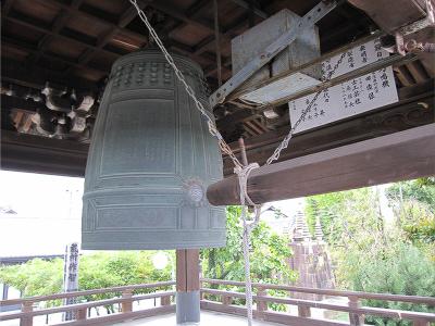 永正寺鐘楼2